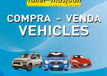 Compra venta de vehículos Taller Masjoan Riudellots de la Selva Girona